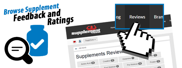 Read Supplement Reviews