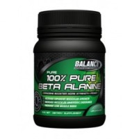 Balance 100% Pure Beta Alanine Review