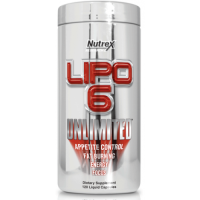 Nutrex LIPO 6 Unlimited Supplement Review