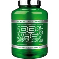 Scitec Nutrition 100% Whey Isolate Review