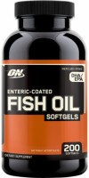 Optimum Nutrition Fish Oil Review