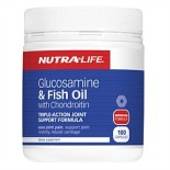 Nutra-Life Glucosamine & Fish Oil with Chondroitin