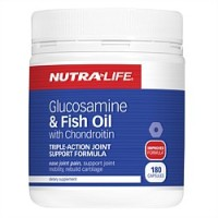 Nutra-Life Glucosamine & Fish Oil with Chondroitin Review