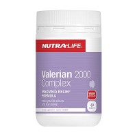 Nutra-Life Valerian 2000 Complex Review