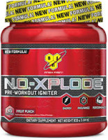 BSN N.O.-XPLODE 3.0 Review