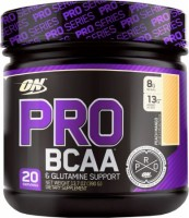 Optimum Nutrition PRO BCAA Review