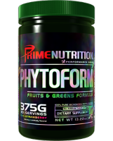 Prime Nutrition Phytoform Greens Review