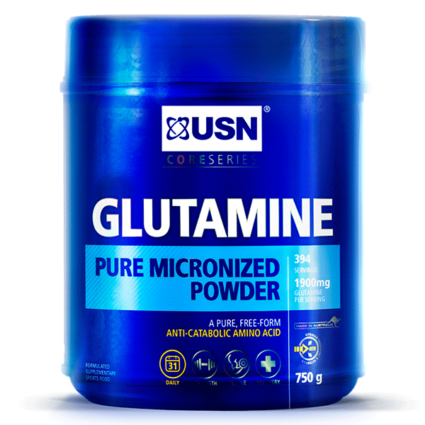 USN Pure Glutamine Powder Recovery Supplement Review