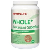 Nutra-Life Whole Plus Fermented Superfood Review