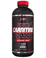 Nutrex Liquid Carnitine 3000 Review