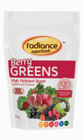 Radiance Superfoods BerryGreens Review