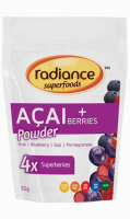 Radiance Superfoods Acai + Berries Powder Review