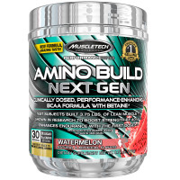 Muscletech Amino Build Next Gen Review