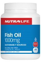 Nutra-Life Omega 3 Fish Oil 1000mg Review