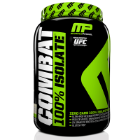 MusclePharm Combat Isolate Zero Review