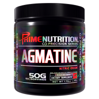 Prime Nutrition Agmatine Review