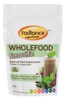 Radiance Wholefood Smoothie Review