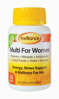 Radiance Multi For Woman Review