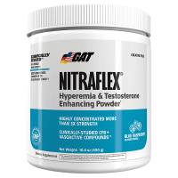Gat Sport Nitraflex Pre-workout Review