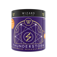 Wizard Nutrition Thunderstorm Pre-workout Review