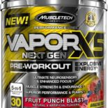 Muscletech Vapor X5 Next Gen Pre-workout