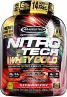 Muscletech Nitro-tech Whey Gold Review