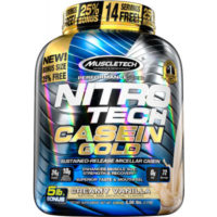 Muscletech Nitro-tech Casein Gold Review
