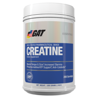 Gat Essentials Pharmaceutical Quality Creatine Review
