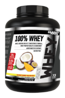 Giant Sports 100% Whey Protein Review