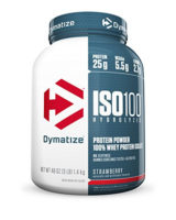 Dymatize Iso100 Review