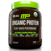 Musclepharm Plant Based Natural Series Organic Protein Review