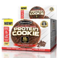 Muscletech Protein Cookies Box Of 6 Review
