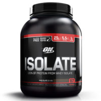 Optimum Nutrition Isolate Review