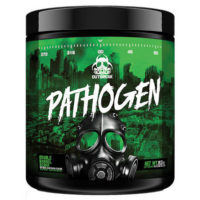 Outbreak Nutrition Pathogen Pre-workout Review
