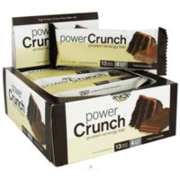 Bnrg Power Crunch Bars Box Of 12 Review