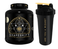 Wizard Nutrition Shapeshift Protein Review