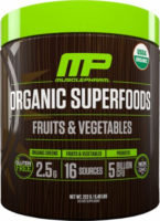 Musclepharm Natural Series Organic Superfoods 30 Servings Unflavored Review