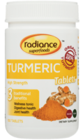 Radiance Superfoods Organic Turmeric Review