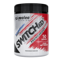 Zealea Switched Pre-workout Review