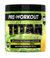 Titan Pre-workout Review