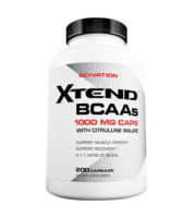 Scivation – Xtend Bcaa 1000mg Review