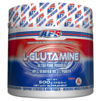 Aps Nutrition L-glutamine Review