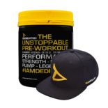Dedicated Nutrition Unstoppable V2 Pre-workout