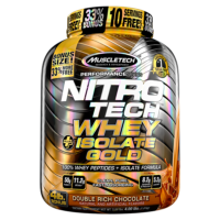 Muscletech Nitro-tech Whey+isolate Gold Review