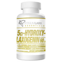 Platinum Labs 5a-hydroxy Laxogenin Review