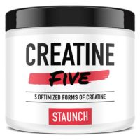 Staunch Nutrition Creatine Five Review