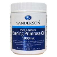 Sanderson Evening Primrose Oil 1000mg Review