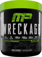 Musclepharm Wreckage Pre-workout Review