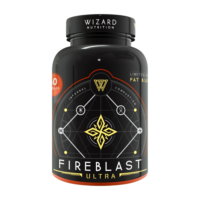 Wizard Nutrition Fireblast Ultra – Limited Edition Review
