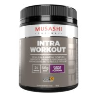 Musashi Intra-workout Review